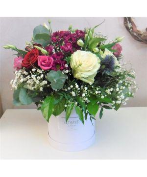 Maxi velký květinový box