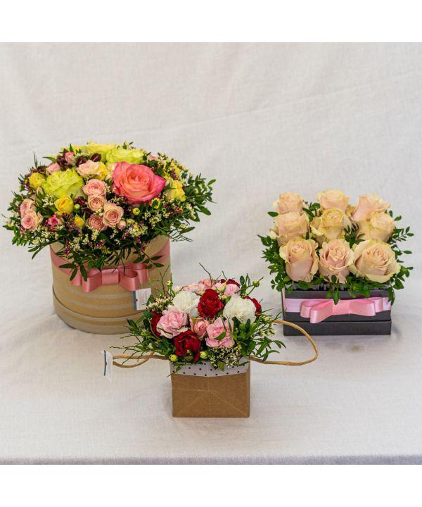Květinový box malá