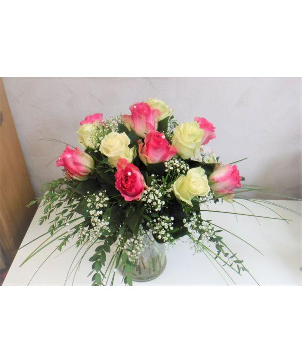 Růže romantika